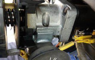 Opel gyújtáskapcsoló hiba