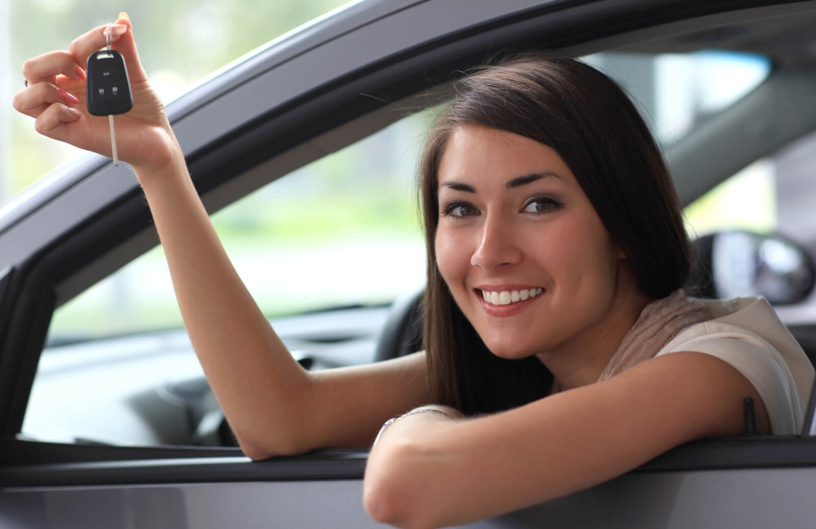 Autó ajtó nyitás utáni öröm